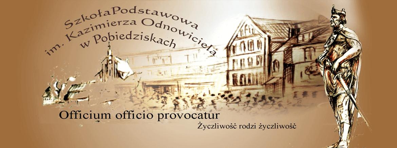 Szkoła Podstawowa im. Kazimierza Odnowiciela w Pobiedziskach